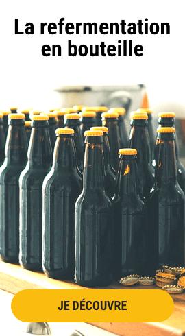 La refermentation en bouteille