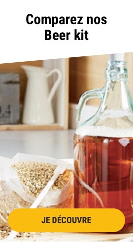 Comparez nos Beer Kit