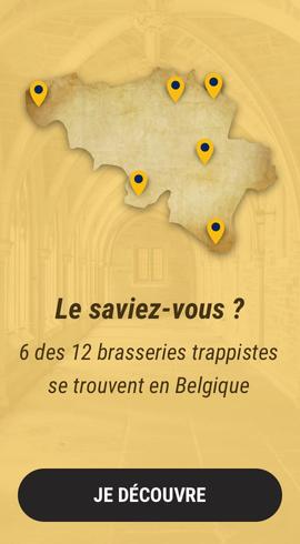 Bières trappistes de Belgique