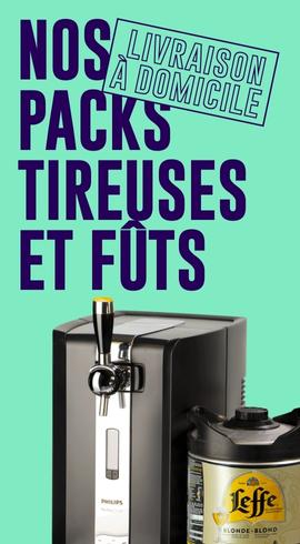 Pack Tireuse Perfectdraft