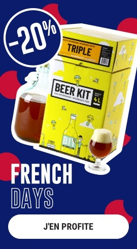 Beer Kit french Days