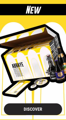 abbaye beer pack