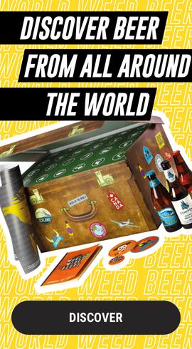 world wild beer box