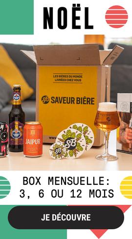Cadeaux Noël Saveur Bière