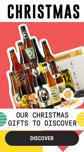 Cadeau de Noël Saveur Bière