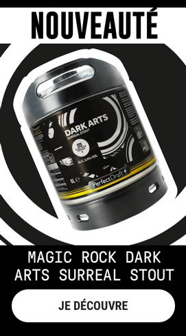 Saveur Bière Magic Rock Dark Arts