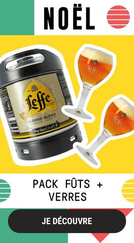 Fûts et verres Saveur Bière