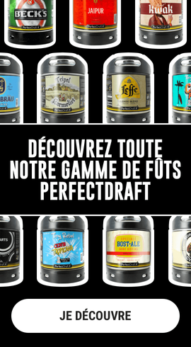 Saveur Bière PerfectDraft