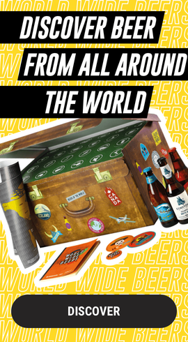 world wild beer box