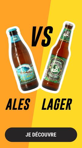 ales vs lager