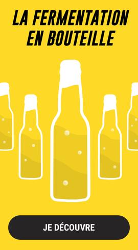 la fermentation en bouteille