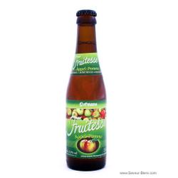 Botellas - Fruitesse pomme