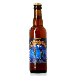 Bottled beer - L'Angelus de Noël - 33 cl