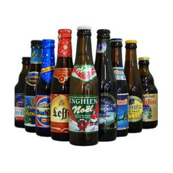 assortiments - Assortiment Bières de Noël 2010 1