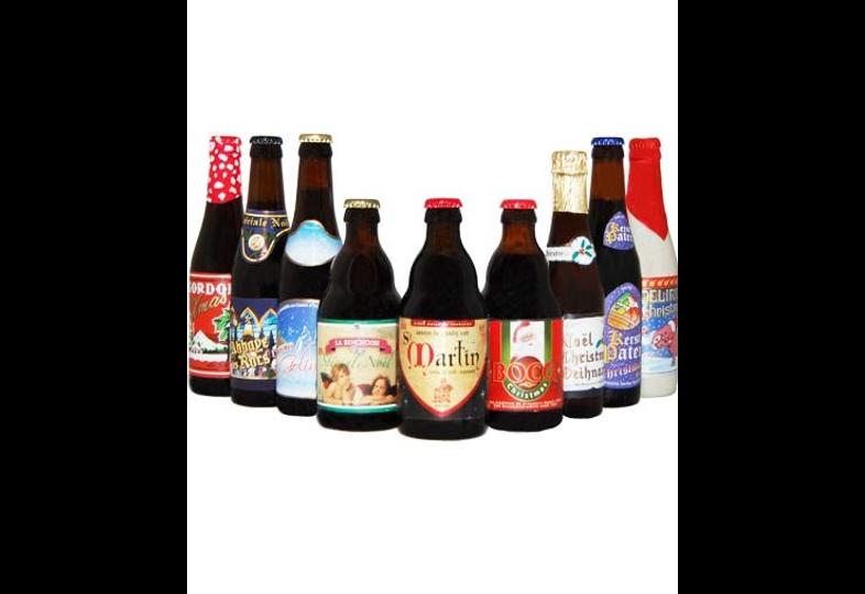 assortiments - Assortiment Bières de Noël 2010 3