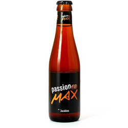 Bottled beer - Passion Max