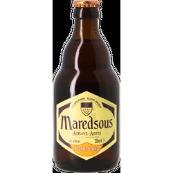 Bottled beer - Maredsous 6