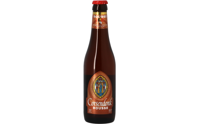 Bottled beer - Corsendonk Rousse