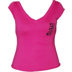 Tee shirt - T-shirt Femme Levrette - Rose - S