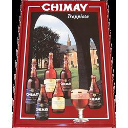 Regalos y accesorios - Plaque Chimay Trappistes