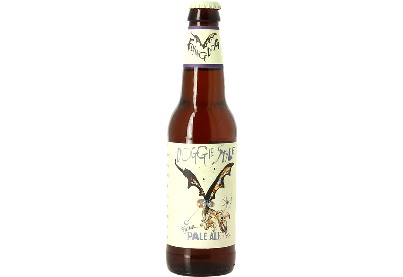 Bouteilles - Flying Dog Pale Ale
