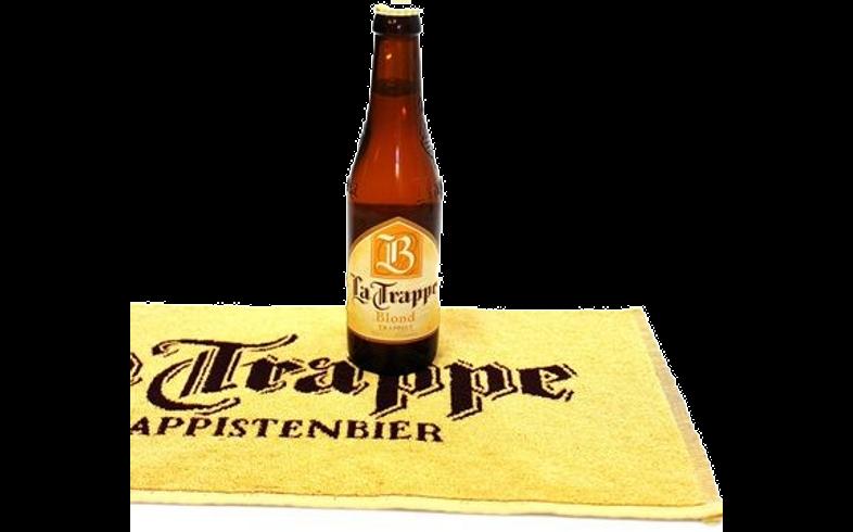 Serviettes et tapis de bar - Serviette de bar La Trappe