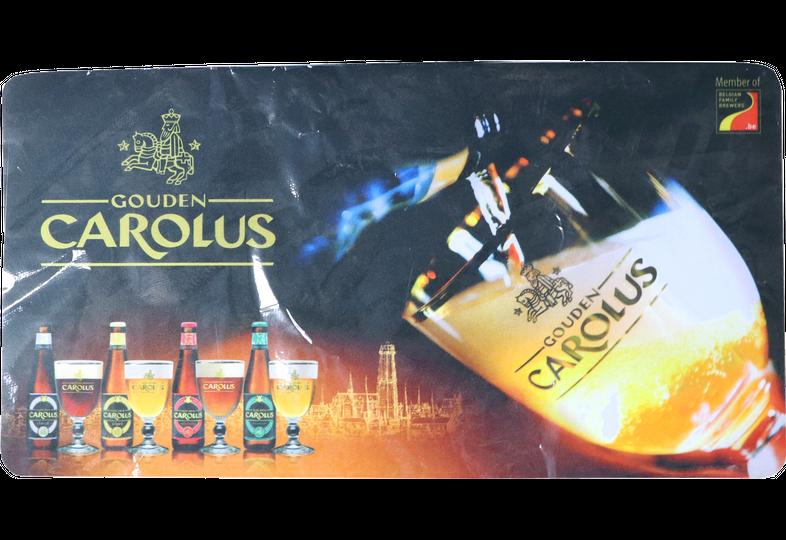 Serviettes et tapis de bar - Tapis de bar Gouden Carolus