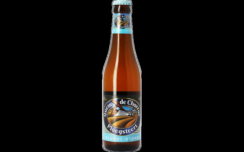 Bottled beer - Queue de Charrue Blonde