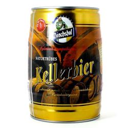 Fûts de bière - Fût 5L Monchshof Kellerbier