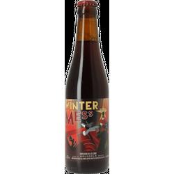 Bottled beer - Winter Mess
