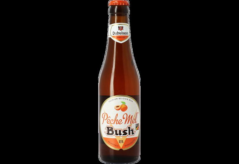 Bottled beer - Pêche Mel Bush