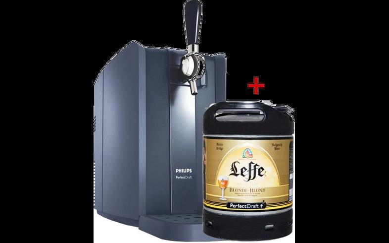 Tireuse à bière Perfectdraft - Perfectdraft HD 3610 + 1 fût Leffe + 2 V