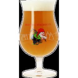 Beer glasses - Brasserie Achouffe 25cl glass