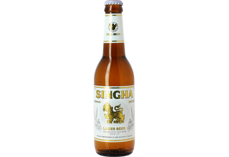 Bouteilles - Singha