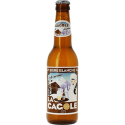 Bottled beer - La Cagole Blanche