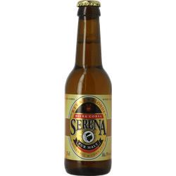 Bottled beer - Serena