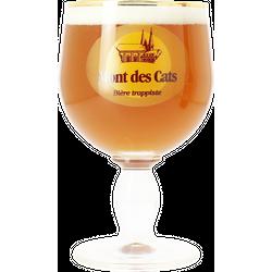 Ölglas - Trappiste Mont des Cats 33cl glass