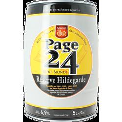 Kegs - 5L Keg Page 24 Res. Hildegarde Blonde