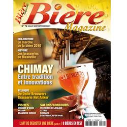 Bière Magazine - Bière Magazine 72 - Juillet, Août, Sept 11