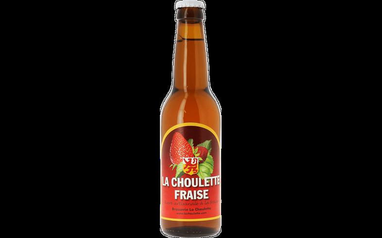 Bouteilles - La Choulette Fraise