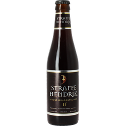 Bottled beer - Straffe Hendrik Quadruple