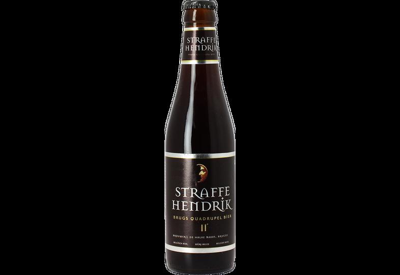 Bottled beer - Straffe Hendrik Quadruple