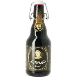 Bottled beer - Hercule Stout
