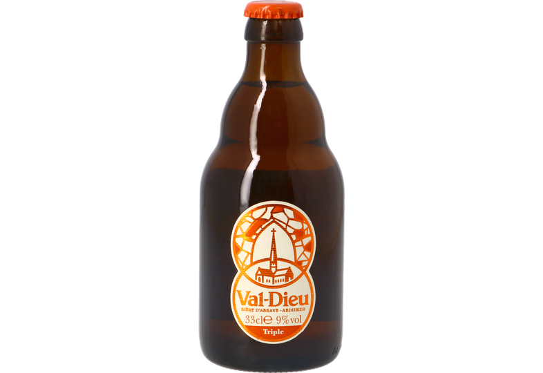 Flaskor - Val Dieu Triple