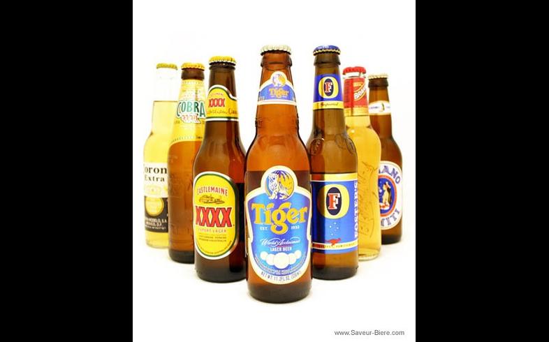 Accessoires et cadeaux - Bières des pays chauds