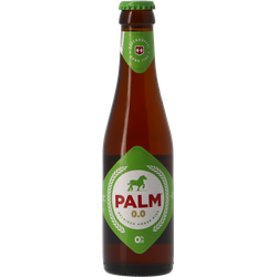 Bottled beer - Palm Green