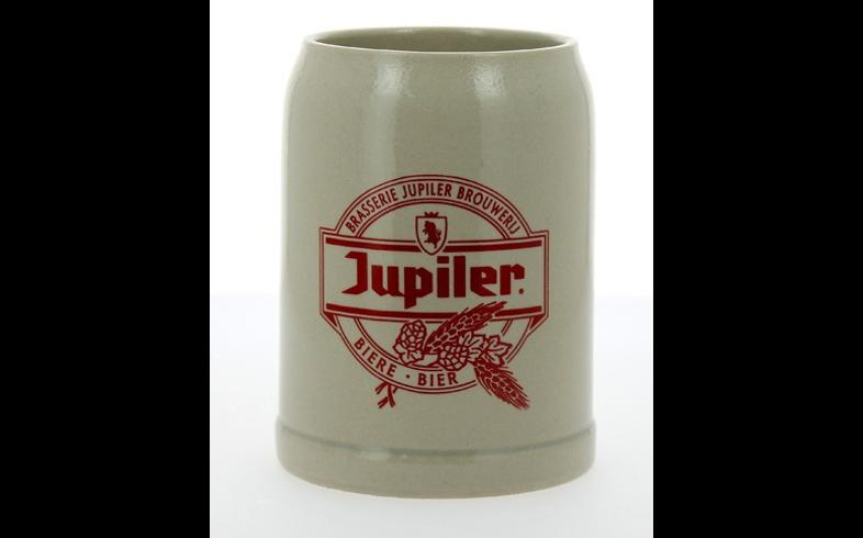 Bierglazen - Bock en grès Jupiler - 50 cl