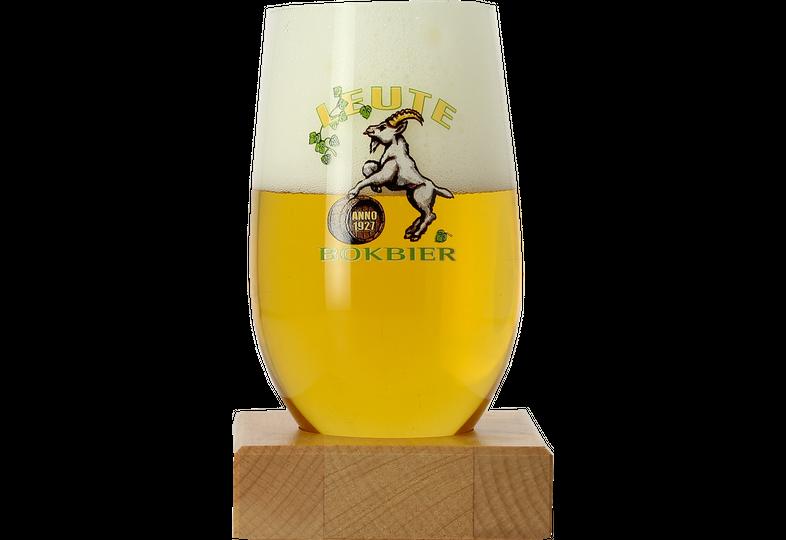 Bierglazen - Leute Bokbier-glas - 33cl
