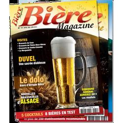 Bière Magazine - Abonnement Bière Magazine 1 an