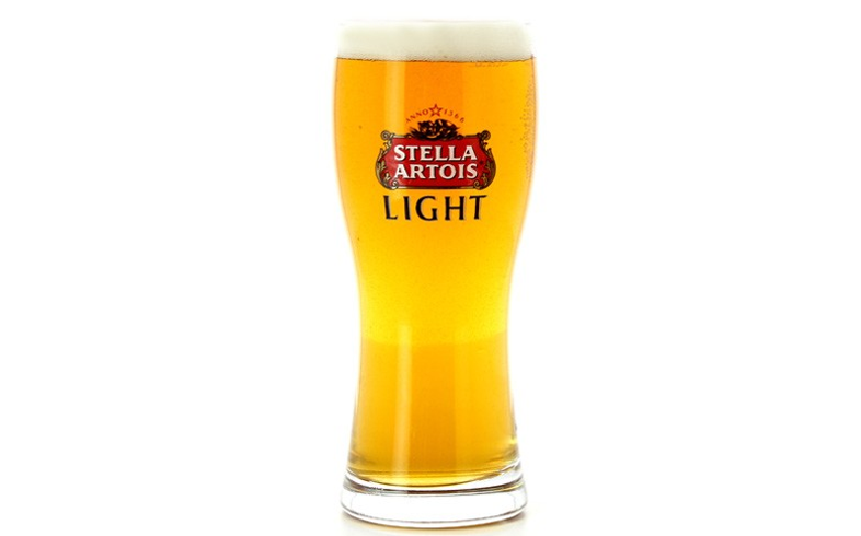 Ölglas - glass Stella light